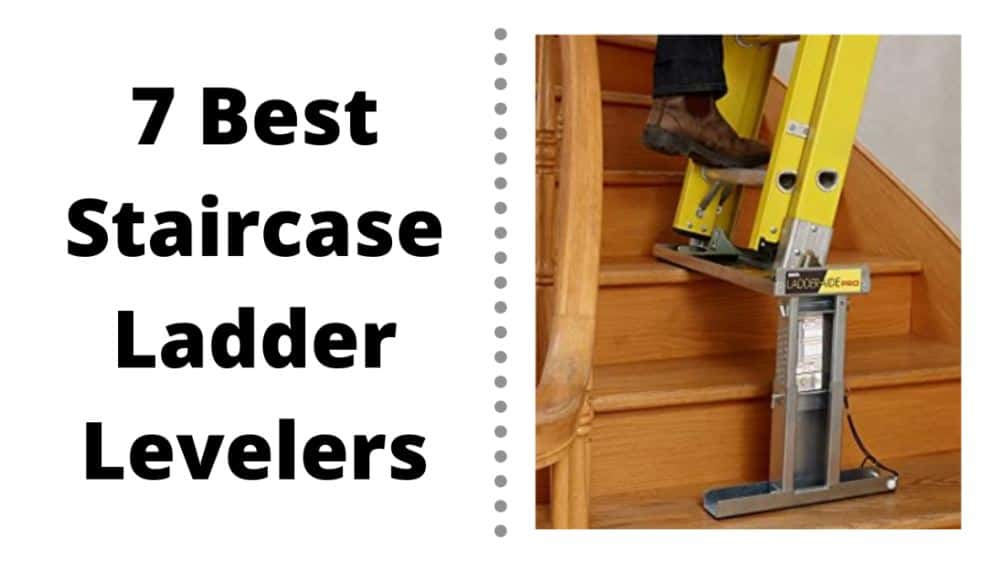 staircase ladder levelers