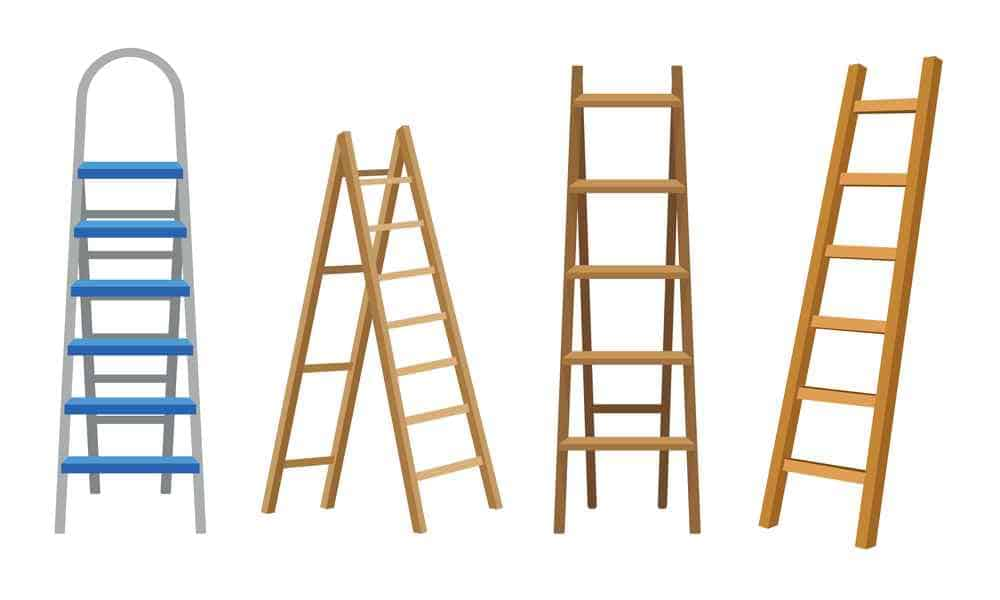 step ladder cost